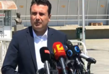 Photo of Zaev says all efforts focused on sooner delivery of vaccines