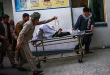 Photo of Death toll from explosions near Kabul school rises to more than 50