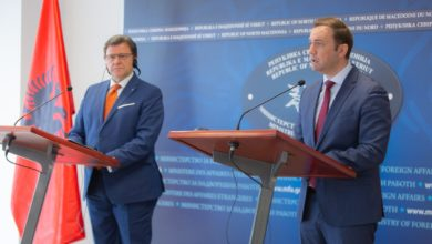 Photo of Osmani – Mazi: North Macedonia and Albania deserve to hold first IGCs, start EU talks