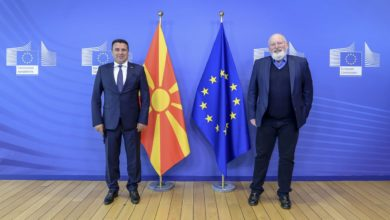 Photo of Zaev-Timmermans: Strong support for opening accession negotiations with North Macedonia