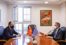 Photo of Bytyqi – Koundouros: Economic cooperation between North Macedonia and Greece at traditionally high level, to continue strengthening mutual relations