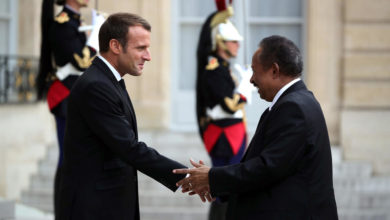 Photo of France pledges to help Sudan pay off IMF debt ahead of summit