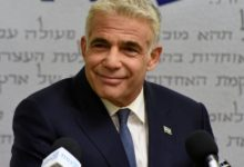 Photo of Lapid forms coalition government in Israel, ending Netanyahu era