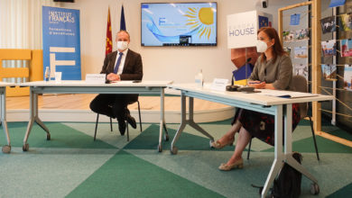 Photo of French is an advantage for young people in North Macedonia: Ambassador