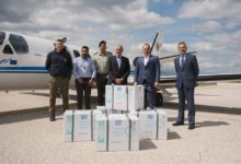 Photo of Greece's donation of 20,000 AstraZeneca jabs arrives in North Macedonia