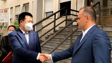 Photo of China donates Mden 2.3 million for medical equipment, Sinovac vaccines to arrive by month's end