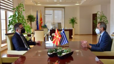 Photo of Besimi – Koundouros: Great potential to deepen economic cooperation with Greece