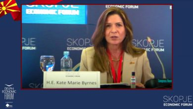 Photo of Ambassador Byrnes: Disappointed that EU failed to adopt North Macedonia's negotiating framework