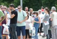 Photo of Nearly 4,500 Macedonians vaccinated in Vranje so far