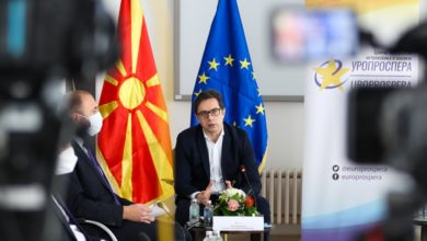 Photo of Pendarovski: EU's key issue is decision-making with consensus