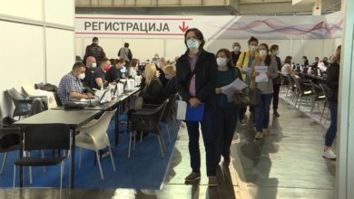 Photo of Mass re-vaccination of Macedonians in Serbia