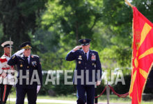 Photo of NATO General Tod Wolters visits Skopje