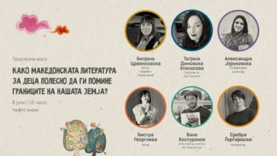 Photo of Litera to host panel on promoting Macedonian children's books abroad