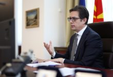 Photo of Pendarovski: It's our obligation to provide conditions for empowerment of women, girls