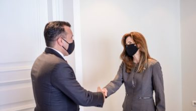 Photo of Zaev-Byrnes: President Biden's order protects US, N. Macedonia and allies