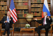 Photo of Biden and Putin test waters in Geneva, promise to bring back envoys