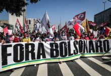 Photo of Brazilians protest against Bolsonaro after corruption probe opened