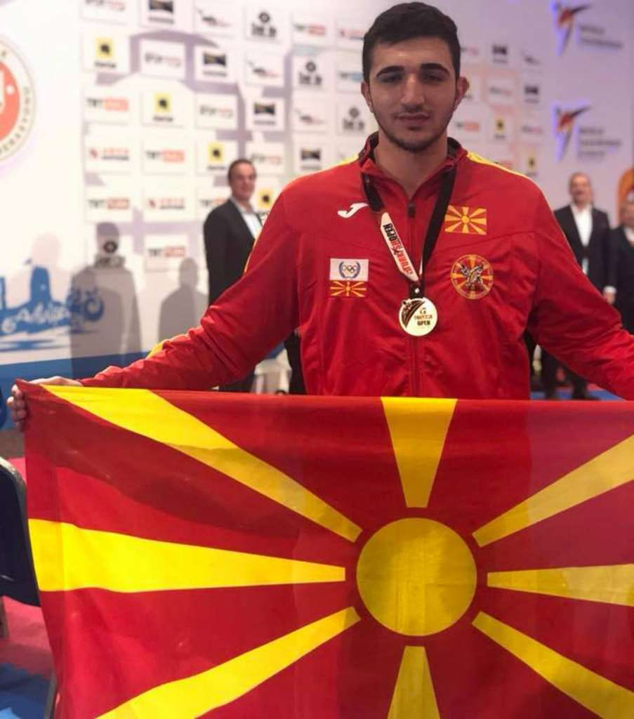 North Macedonia unveils Olympic team to compete in Tokyo – ???