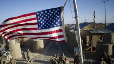 Photo of Afghans who aidedUSto be housed at Virginia military base