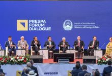 Photo of Prespa Forum Dialogue resumes with panels on resetting EU-US synergy toward W. Balkans