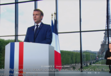 Photo of Macron pledges to continue reforms, healthcare workers to get vaccine