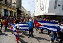 Photo of Cuba sees rare mass protests against Communist government